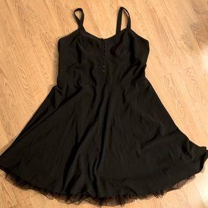 Torrid Swing Dress Sweetheart Neckline - 20W